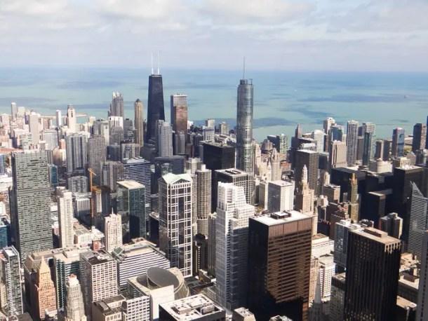 Chicago Willis Tower Skydeck (9)