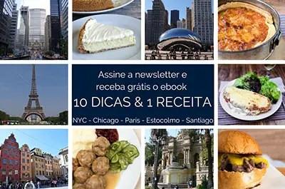 Assine a newsletter do Malas e Panelas e ganhe o ebook 10 Dicas e 1 Receita