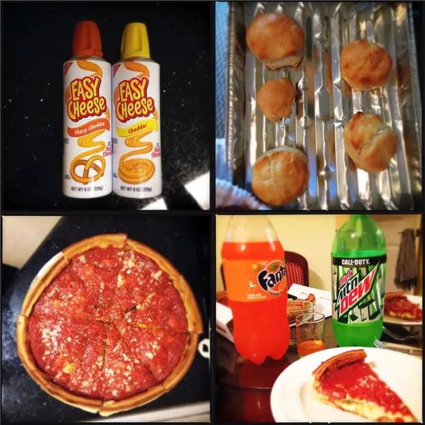 comida americana