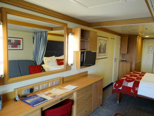 cabine Cruzeiro Disney Dream