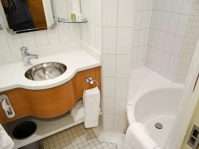 banheiro Disney Dream
