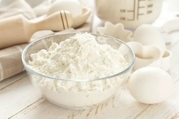 Farinha de trigo - Shutterstock