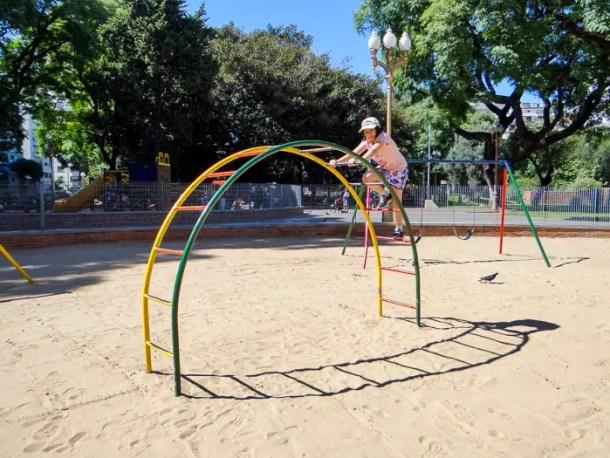 Plaza Vicente Lopez