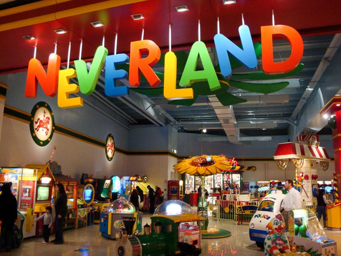 Neverland Buenos Aires