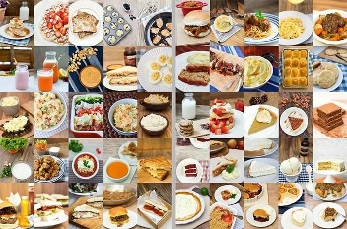 50 Clássicos Americanos | Inglês Gourmet & Malas e Panelas