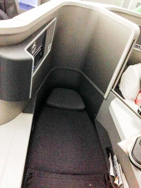 Executiva American Boeing 787