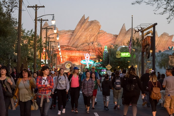 Radiator Springs - Disney California