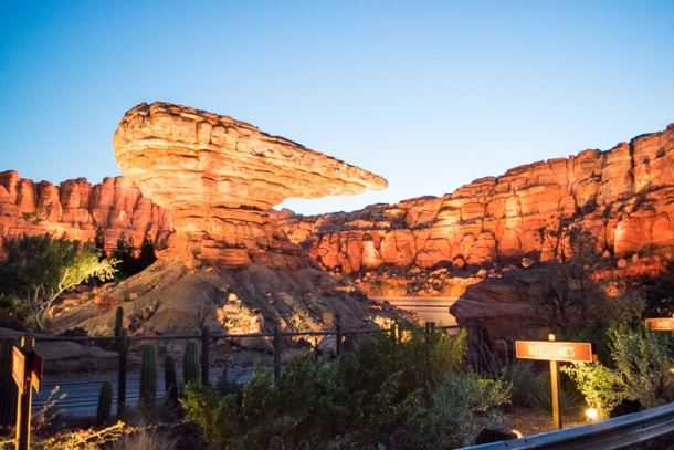 Radiator Springs - Disney California
