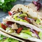 Receita com Gostinho de Califórnia: Fish Tacos