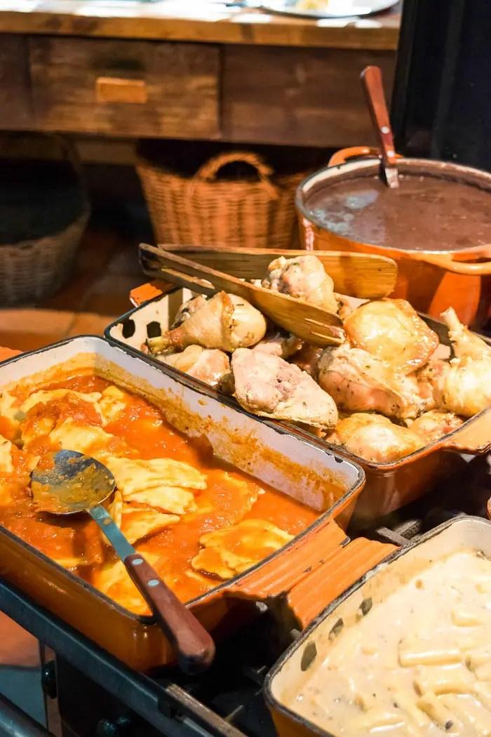 restaurante Bêrga Mótta