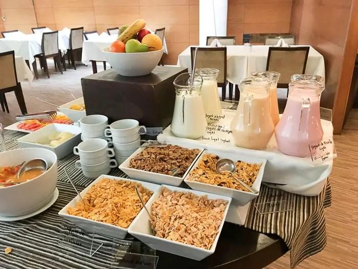 Tryp Montevideo Hotel | Malas e Panelas
