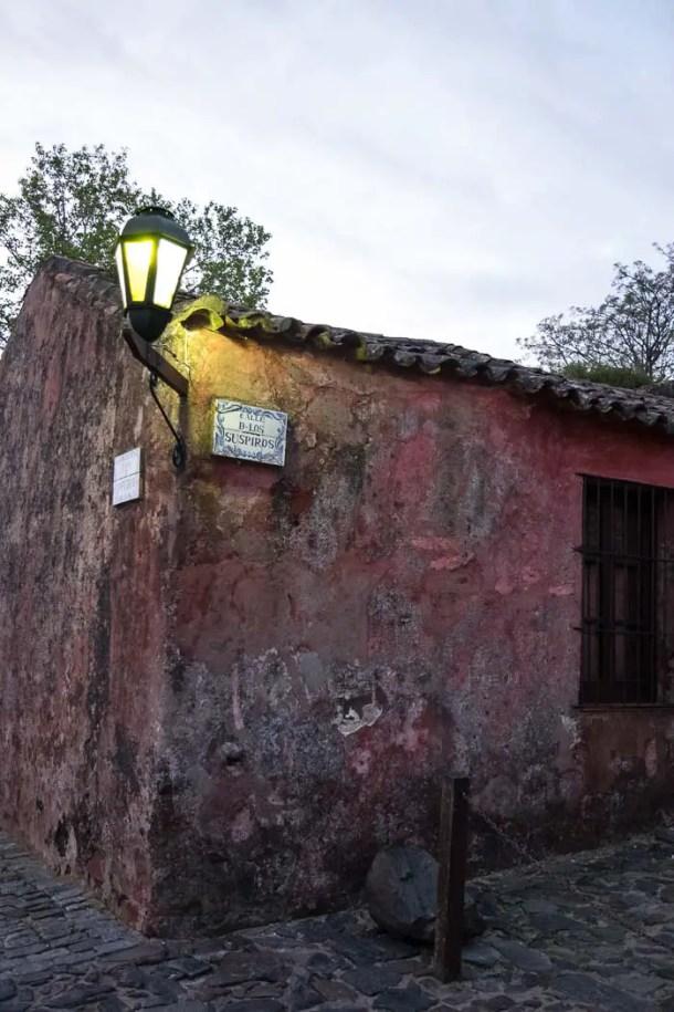 Colônia do Sacramento - Uruguai - Colônia à noite