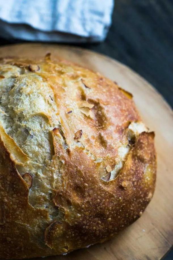 pão com pinhão