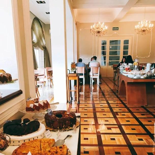 Hotel Casacurta Garibaldi | Malas e Panelas