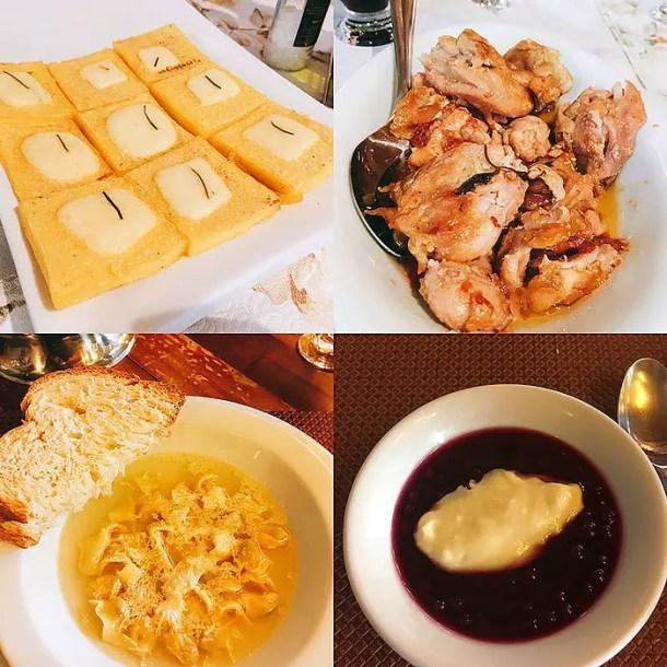 comida italiana na serra gaúcha