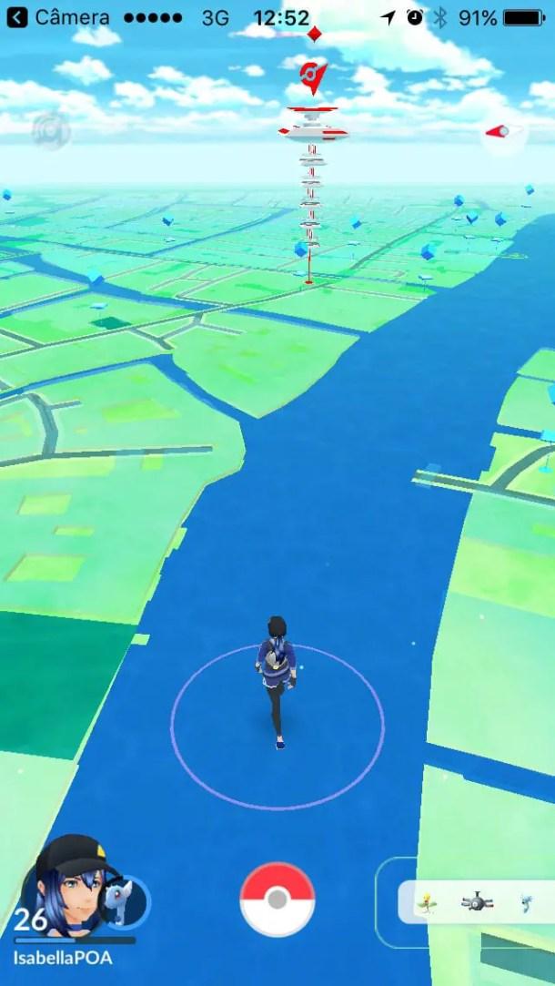 Caçando Pokémon em Veneza | Malas e Panelas