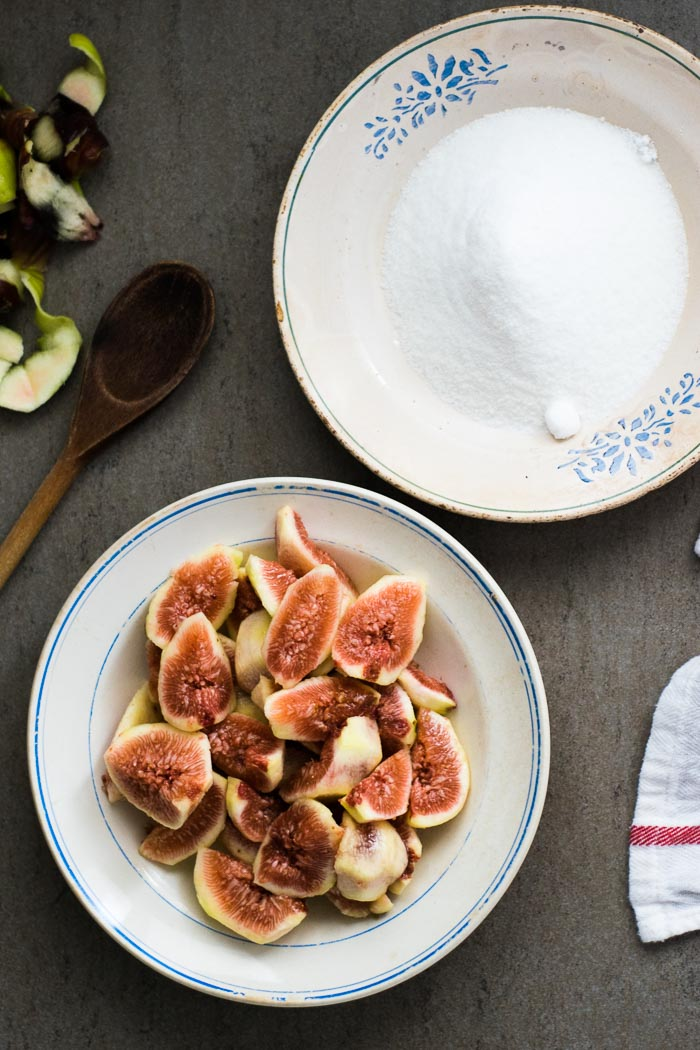 Fresh Fig Jam | Malas e Panelas