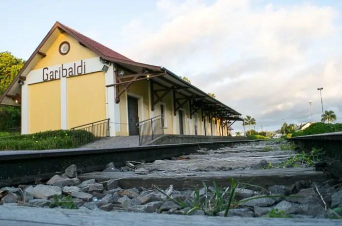 Estação de trem de Garibaldi