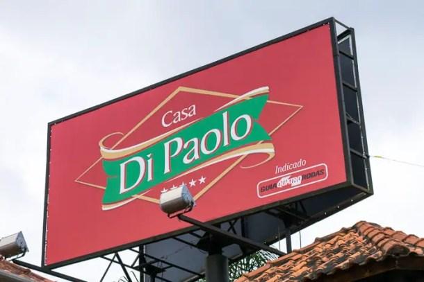 Restaurante Casa di Paolo Garibaldi