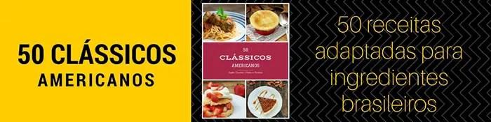 50 receitas clássicas americanas