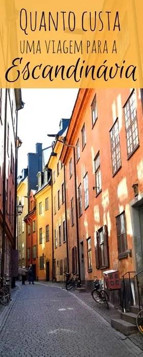 Quanto Custa uma Viagem para a Escandinávia | Malas e Panelas