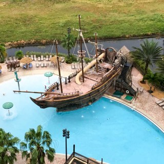 Lake Buena Vista Resort Village and Spa em Orlando – apartamentos com estrutura de resort