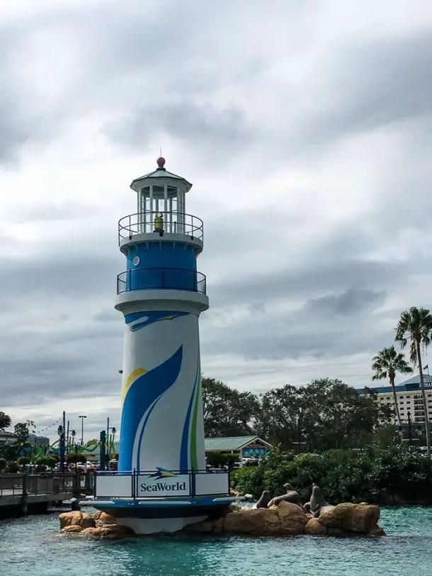 SeaWorld Orlando | Malas e Panelas