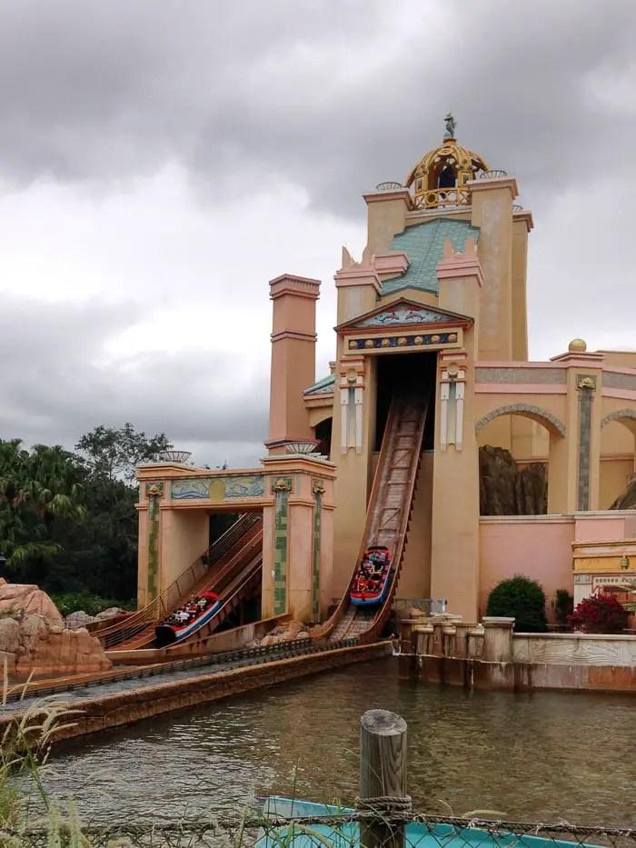 Journey to Atlantis SeaWorld Orlando