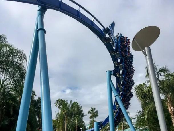 Manta no SeaWorld Orlando