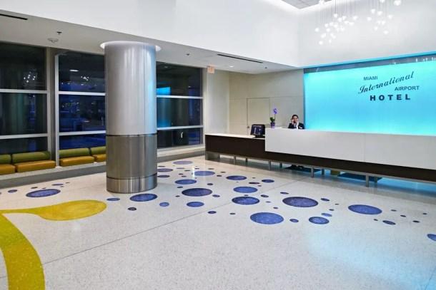 Miami Airport Hotel - o hotel dentro do aeroporto de Miami