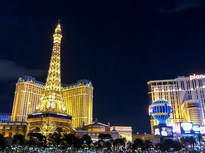 Las Vegas em Família