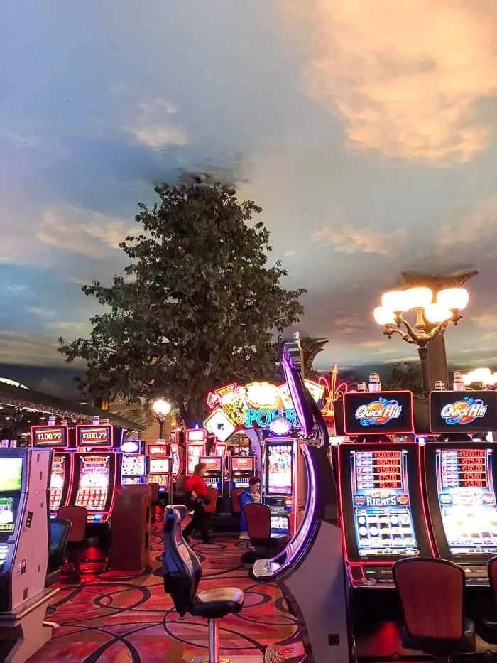 Cassino Paris Las Vegas