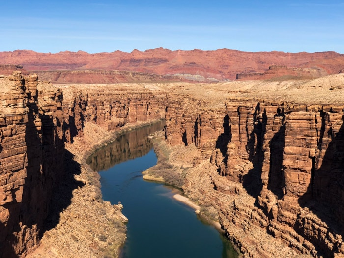 Marble Canyon e Navajo Bridge