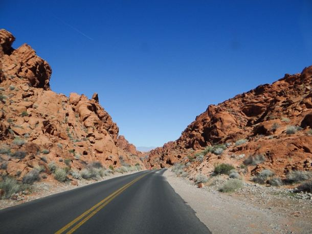 Valley of Fire Las Vegas