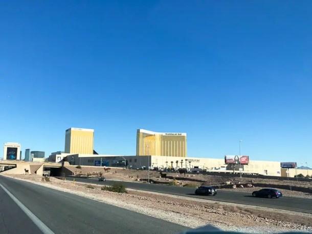 Estrada em Las Vegas