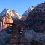 10 dias no Sudoeste Americano – Segundo dia: Zion National Park