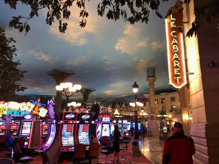 Paris Las Vegas Casino