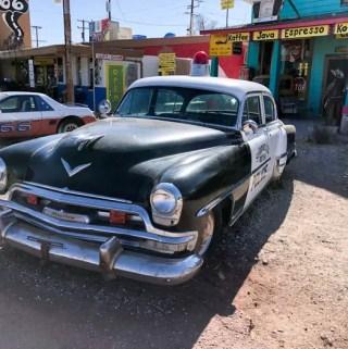 10 dias no sudoeste americano – Décimo dia: Do Grand Canyon a Las Vegas pela Route 66