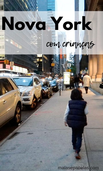 O que fazer em Nova York com Crianças
