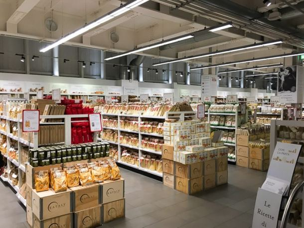Eataly -Where to eat in Rome on a budget   Travel Cook Tell