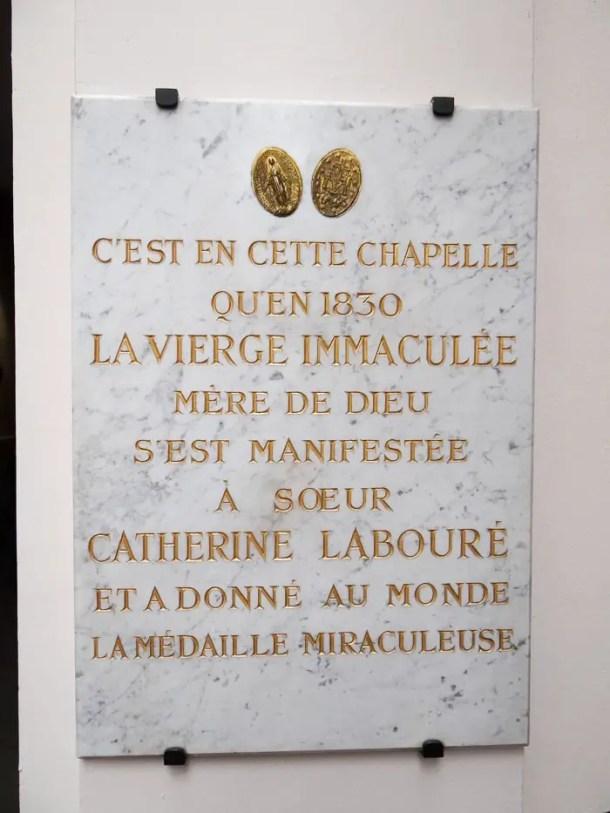16 Lugares para Visitar em Paris | La Chapelle Notre Dame de la Medaille Miraculeuse | Travel Cook Tell