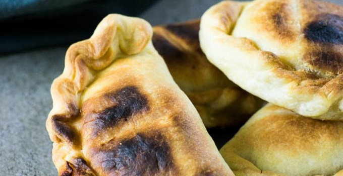 Receita de Empanadas Uruguaias de Presunto e Queijo