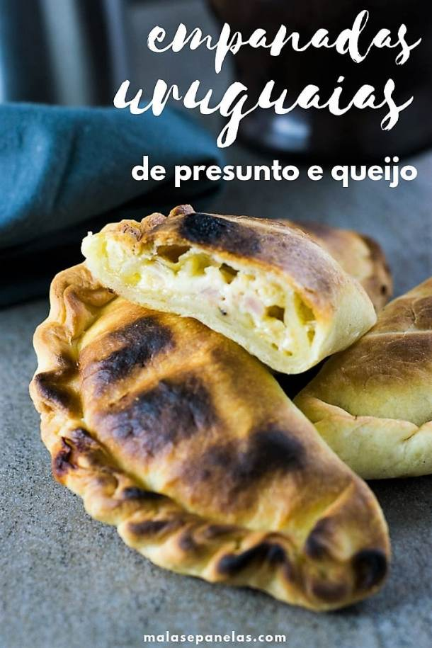 Receita de Empanadas Uruguaias
