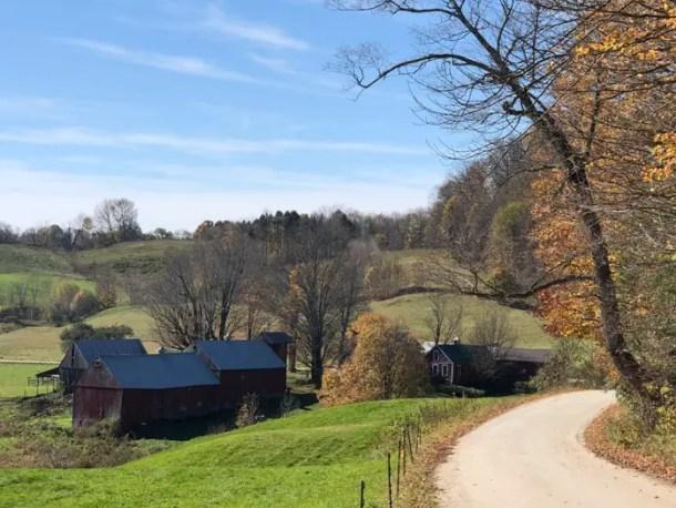 Jenne Farm Viewpoint, Vermont