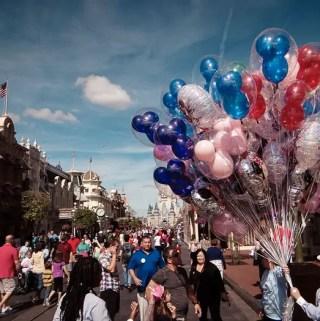 Disney Orlando ou Disney Califórnia?