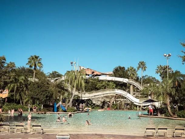 Parque aquático Disney