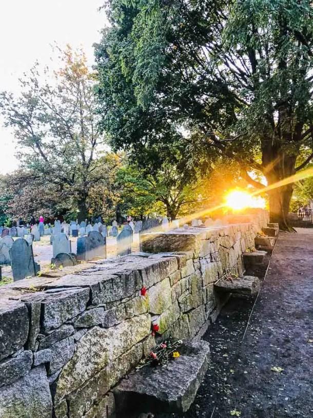 cemitério em salem