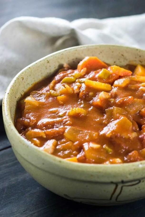 Sopa de tomate #sopa #tomate