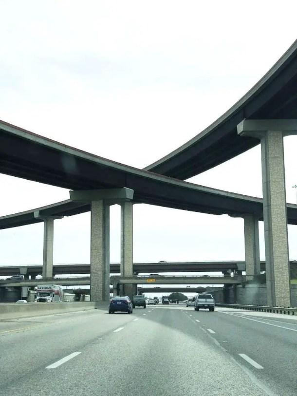 Estradas no Texas