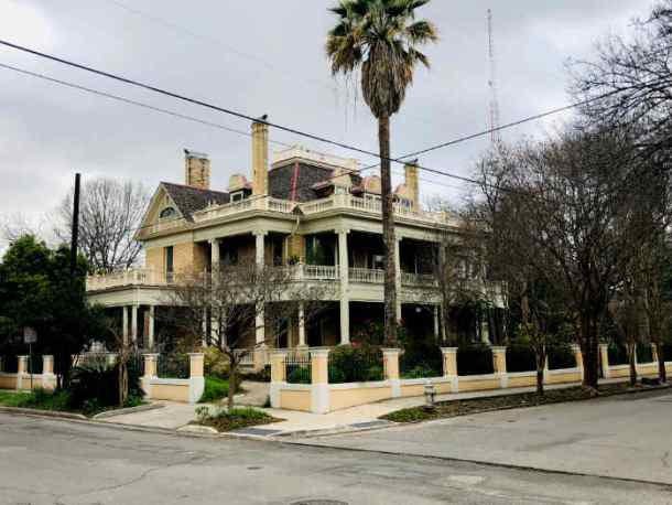 King William Neighborhood em San Antonio, Texas